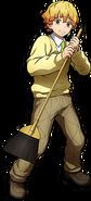 Zenitsu Kimetsu Gakuen (Hinokami Kepputan)