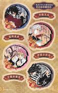 Volume 21 Bonus Sticker P2
