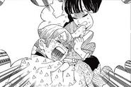 Zenitsu bothering a girl CH19