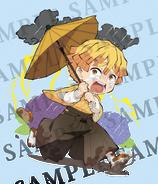 Zenitsu Rainy Season icon