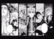 The Hashira of the Demon Slayer Corps