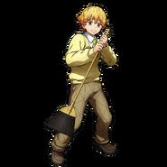 Zenitsu (Kimetsu Academy) visual Hinokami Chronicles