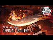 Demon Slayer - Kimetsu no Yaiba - The Movie- Mugen Train (English Dub) In Theaters Now