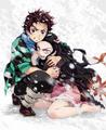 Kimetsu no Yaiba Key Visual 1
