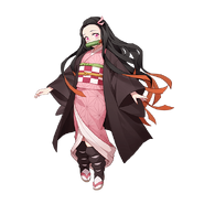 Nezuko Kamado (Onmyoji) 1