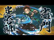 Demon Slayer- Kimetsu no Yaiba - Hinokami Keppuutan - Character Intro -1- Tanjiro Kamado-2