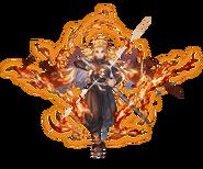 Kyojuro Rengoku (Granblue Fantasy)