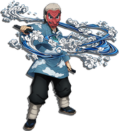 Sakonji Urokodaki (Hinokami Kepputan)