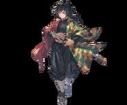 Giyu Tomioka (Granblue Fantasy)