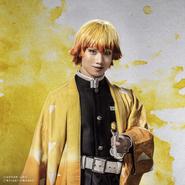 Zenitsu profile (Stage Play 2)
