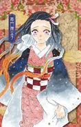 Volume 20 Bonus Postcard Nezuko