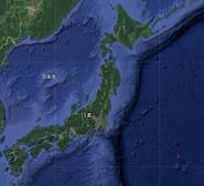 日本 國土資訊框