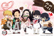 Valentine's Day illustration (2020)