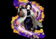 Shinobu visual Hinokami Chronicles