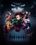 Miecz zabójcy demonów anime