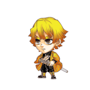 Zenitsu Jumputi Heroes Profile 2