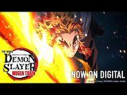 Demon Slayer -Kimetsu no Yaiba- The Movie- Mugen Train Now On Digital!