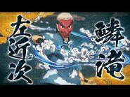 Demon Slayer- Kimetsu no Yaiba - Hinokami Keppuutan - Character Intro -6- Sakonji Urokodaki