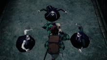 Swamp demon attacks Tanjiro.png