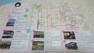 Hyouka real-life map
