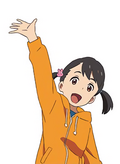 Yotsuha character design