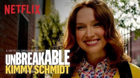 Unbreakable Kimmy Schmidt Official Trailer HD Netflix