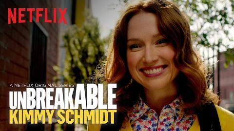 Unbreakable Kimmy Schmidt Official Trailer HD Netflix