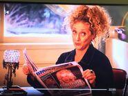 UKS S04E07 Lillian reading newspaper 04.25.2019