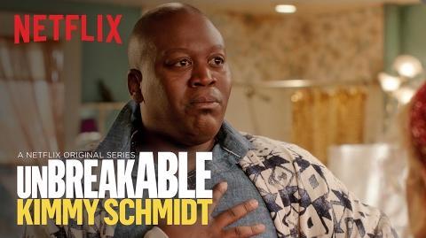 Unbreakable Kimmy Schmidt Peeno Noir Netflix