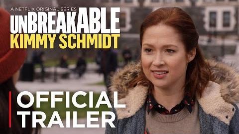 Unbreakable Kimmy Schmidt Season 3 Official Trailer HD Netflix