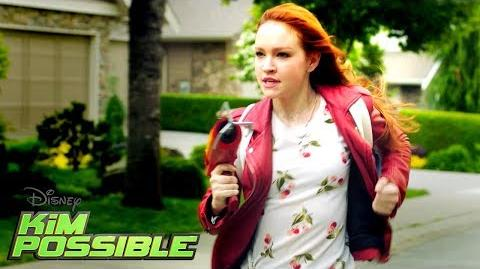 Sneak Peek Kim Possible Disney Channel Original Movie