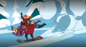 James saving them from an avalanche.PNG