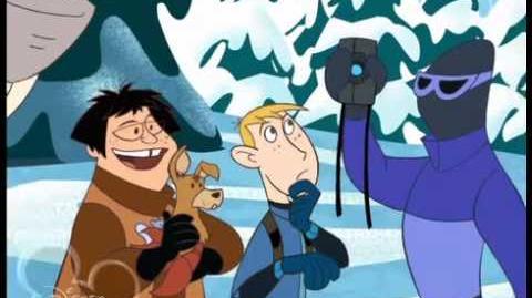 Kim Possible Staffel 1 Folge 5 Mutantenjagd im Schnee ( Folge 05 )