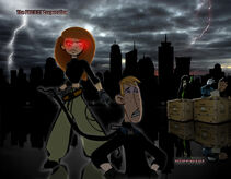 Dark Kim Possible