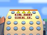 King Harkinian Cereal Co.