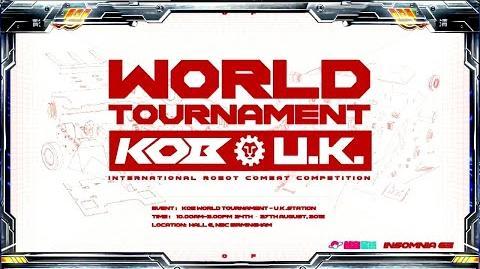 King of Bots International Championships Finals day