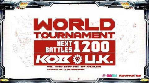 King Of Bots International Championships Day 3