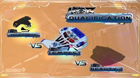 King of Bots International Championships Q3