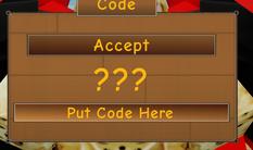 King Piece Wiki:Codes