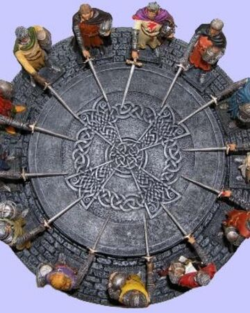 The Knights Of Round Table, The Knight Of Round Table
