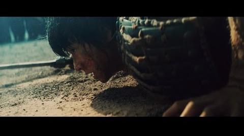 キングダム連載10周年実写特別動画(主演:山﨑賢人)KINGDOM SPECIAL MOVIE-0