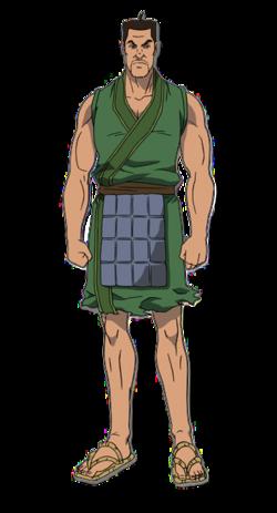 Bi Tou Character Design anime S1.PNG