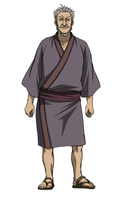 Hai Rou Character Design anime S2.PNG