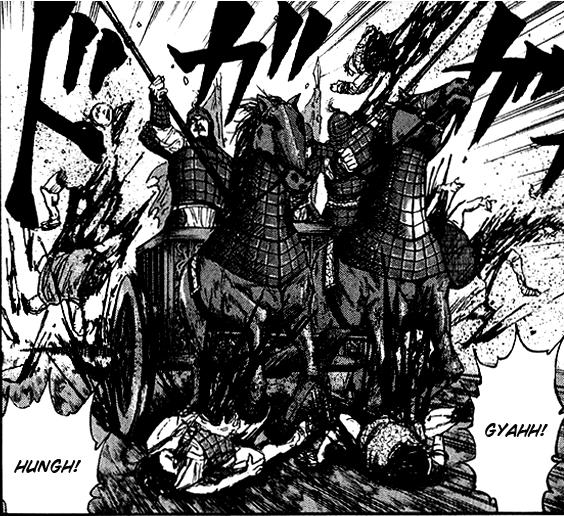 War Chariots