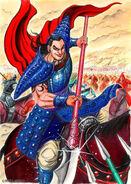 Ou Ki the Lips and Bird of Qin Kingdom