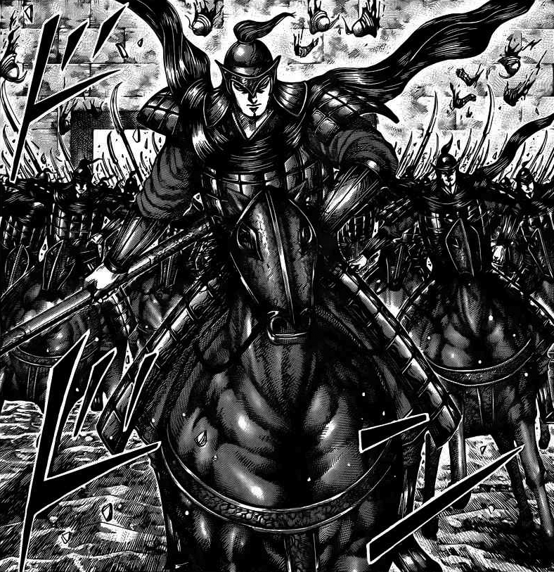 Black Cavalry Corps