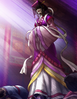 Queen Mother's Appearance anime S2.PNG