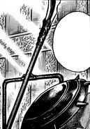 Ou Ki's glaive & Duke Hyou's shield