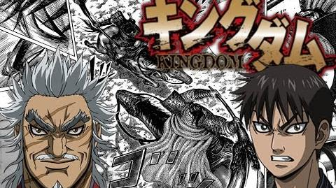 Kingdom Reaction Review Chapter 381, 382 and 383 ENDURANCE LEVEL OVER 9000!!!!!