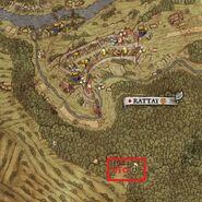 Ufo map location